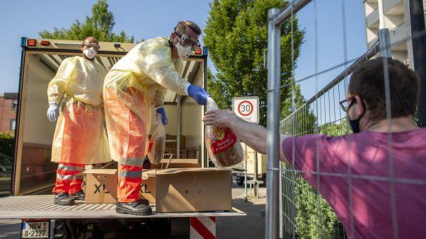 Corona-Ausbruch bei Tönnies: Regionaler Lockdown - vorerst - vom Tisch