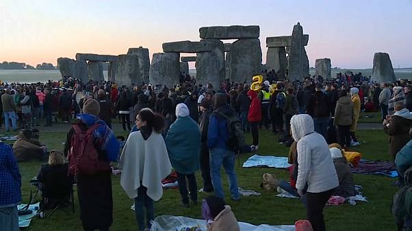 Covid-19 forces digital streaming of Stonehenge Summer solstice festival