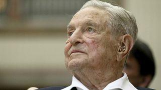 Macar asıllı ABD'li İş insanı, hayırsever George Soros