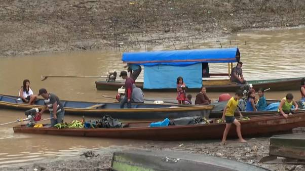 La pandemia pone en peligro a las comunidades indígenas de Brasil y Colombia