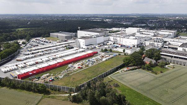 Мясная фабрика, где отмечена новая вспышка