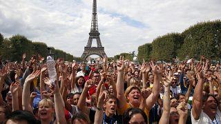 Обычно Праздник музыки во Франции проходит так, но пандемия внесла коррективы (фото из архива)