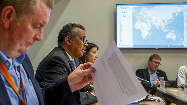 Dünya Sağlık Örgütü: Bir günde en fazla Covid-19 vakası tespit edildi