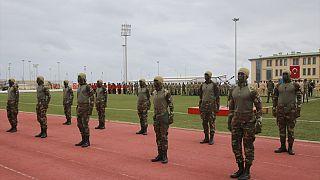 Somali'deki Türk askeri üssü