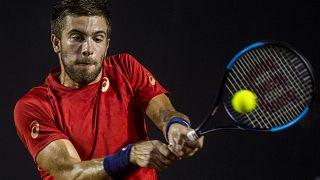 Tennis : après Dimitrov, Coric testé positif au covid-19