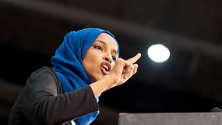دونالد ترامپ: ایلهان عمر  میخواهد دولت آمریکا را  شبیه دولت سومالی بکند