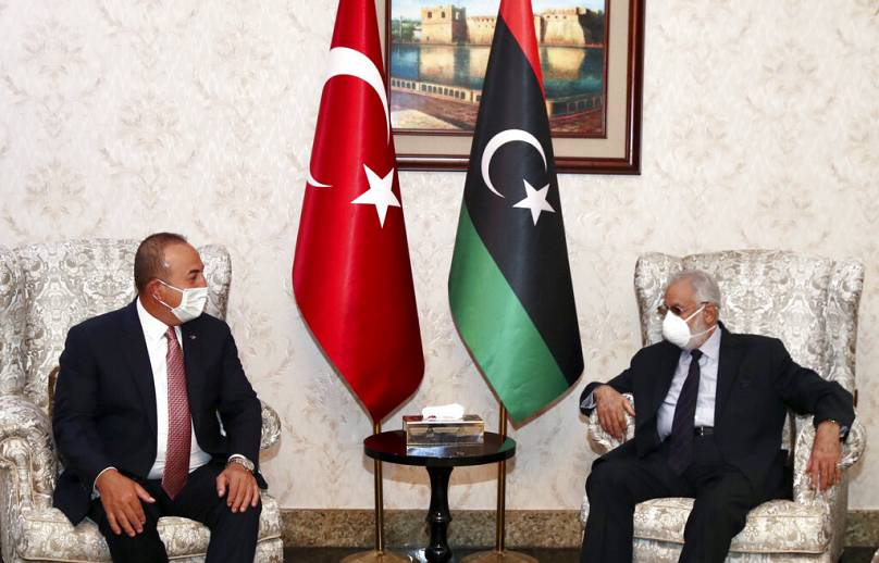 Fatih Aktas/Turkish Foreign Ministry
