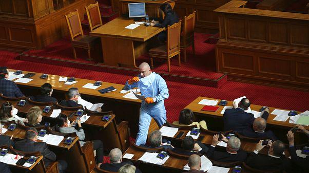 Εικόνα από προηγούμενη συνεδρίαση της βουλγαρικής βουλής
