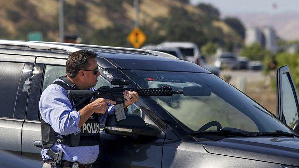 ABD polisi (Kaliforniya / arşiv)