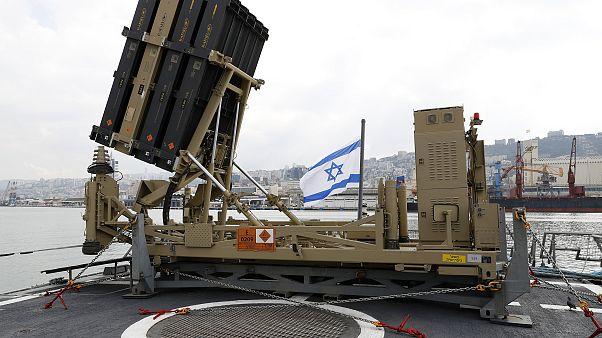 منظومة القبة الحديدية في إسرائيل