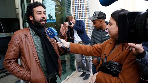 الصحفي المغربي عمر راضي