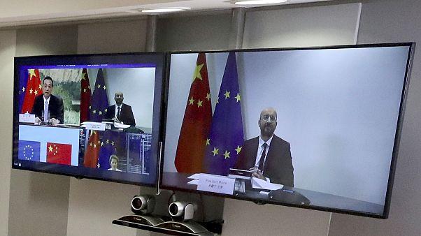 Cimeira UE-China marcada por tensões