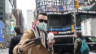 ABD'de koronavirüs ölümlerinde rekor düşüş, son 24 saatte 256 kişi hayatını kaybetti