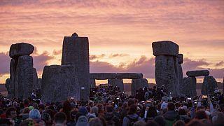 Világraszóló felfedezés Stonehenge közelében