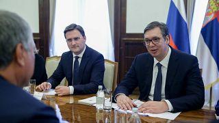 La travolgente vittoria di Vucic in Serbia sembra avvenire nel disinteresse dell'Unione Europea