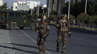 Afgan askerleri (arşiv)