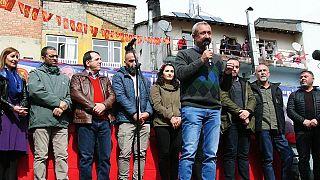 Tunceli Belediye Başkanı Maçoğlu