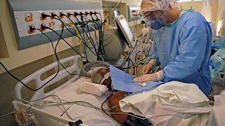 Behandlung in einem Krankenhaus in Rio de Janeiro