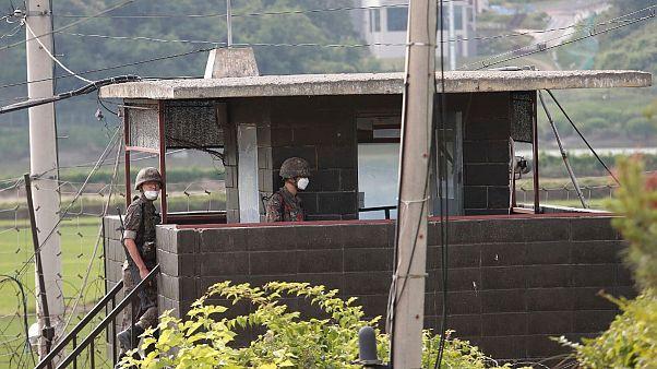 تنش در شبه جزیره کره با جنگ اعلامیه و بلندگوها شدت گرفت