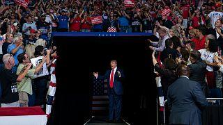 مؤتمر ترامب الانتخابي
