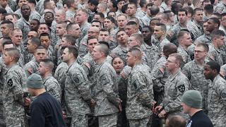 US-Soldaten.