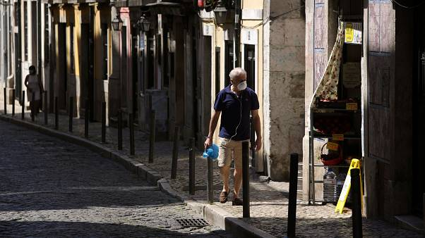 Restrictions have been reimposed in Lisbon