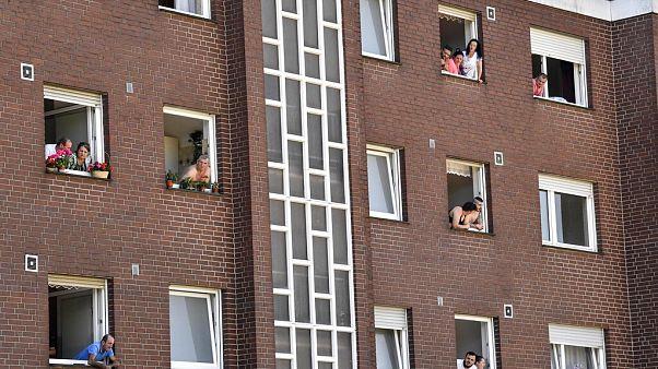 Újra kijárási korlátozásokat vezettek be két németországi járásban is