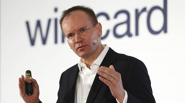 Ex director ejecutivo de Wirecard, Markus Braun
