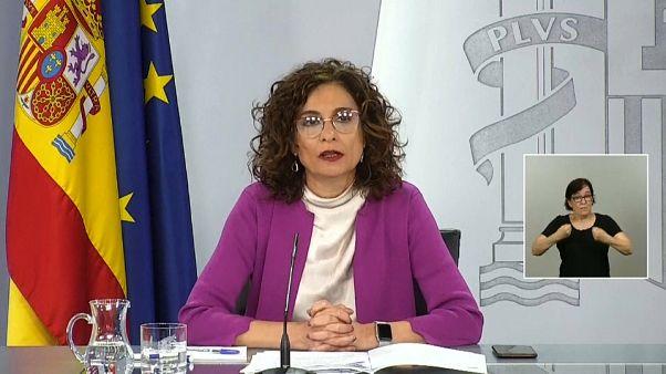 España descarta de momento volver al estado de alarma