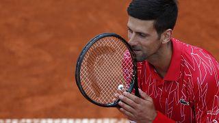 Teniste erkekler dünya 1 numarası Sırp Novak Djokovic