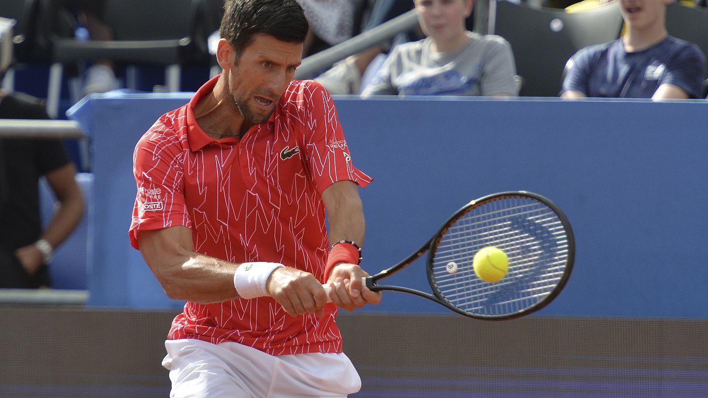 Novak Djokovic Serbian Tennis Star And Wife Test Positive For Covid 19 Euronews