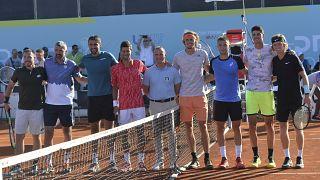 Contagi nel tennis: anche Djokovic è positivo