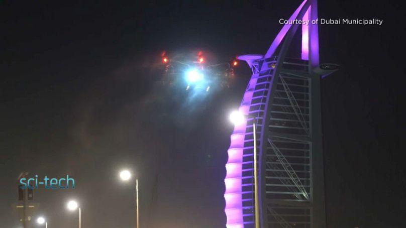 © euronews / municipalité de Dubaï