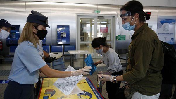 Έλεγχοι στο αεροδρόμιο Ελ. Βενιζέλος