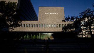 Avrupa Polis Teşkilatı Europol merkez binası / Lahey / Hollanda