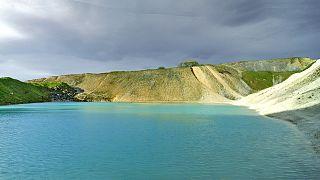 Mavi Göl - Harpur Hill