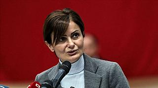 Canan Kaftancıoğlu'na paylaşımları nedeniyle verilen 9 yıl 8 ay 20 gün hapis cezası İstinaf Mahkemesi tarafından uygun bulundu.