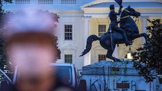 تمثال أندرو جاكسون