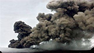 سلسلة من أحداث بركانية وقعت في ايافيالايوكل في آيسلندا في 2010