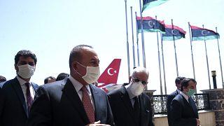 Λιβύη: Διπλωματικό πόκερ με την Άγκυρα στο επίκεντρο