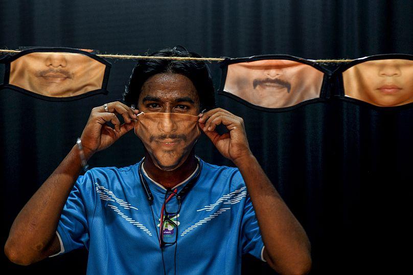 ARUN SANKAR/AFP