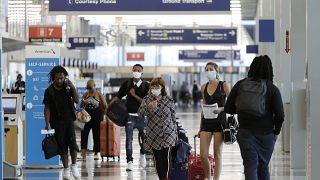 Chicago Uluslararası O'Hare Havalimanı, 16 Haziran 2020