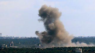سوريا قصف- أرشيف