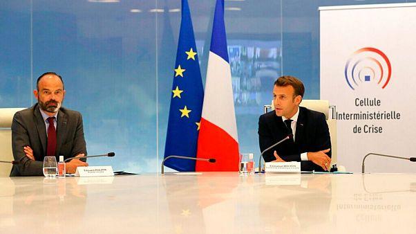 رئیسجمهوری و نخستوزیر فرانسه