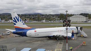 SunExpress uçağı