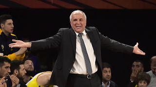 Zeljko Obradovic Fenerbahçe Basketbol takımından ayrıldı