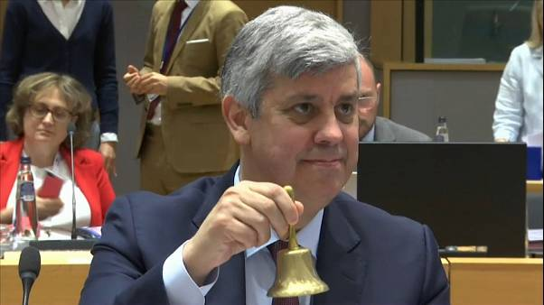 Mário Centeno quit as both Portugal's finance minister and Eurogroup's president earlier this month.