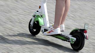 E-scooter (file photo)