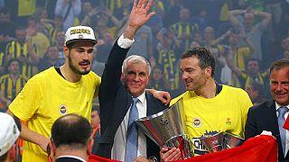 21 Mayıs 2017, Zeljko Obradovic Fenerbahçe Basketbol Takımı ile Avrupa'nın en büyük kupası olan Final Four'u kazanmıştı.