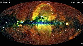 L'univers énergétique vu avec le télescope à rayons X eROSITA